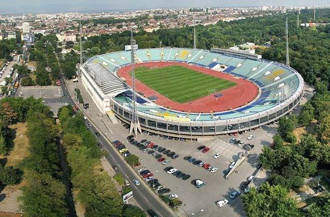 ациональный стадион «Васил Левски».
