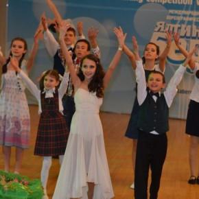Театр Танца для глухих и слабослышащих детей «Слышащие сердцем» принял участие в хореографическом фестивале