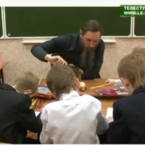 Липецкая епархия сняла музыкальный клип с участием глухих и слабослышащих детей