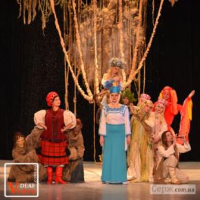 """Театр """"Райдуга"""" відкрив 45-й ювілейний сезон (фото)"""