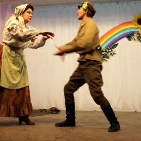 """Театр мимики и жеста """"Радуга"""" с концертной программой в Полтаве(ФОТО)"""