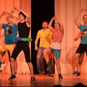 Творчий звіт народного самодіяльного ансамблю танцю «Блакитна стрічка»