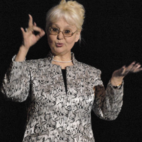 """Театр """"Радуга"""" поздравляет Нину Петровну Зайонц с Юбилеем!!!!"""