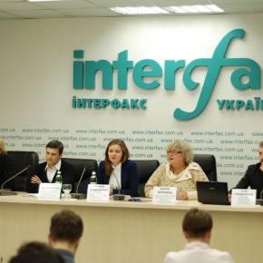 Обговорення проблем людей з вадами слуху в Україні