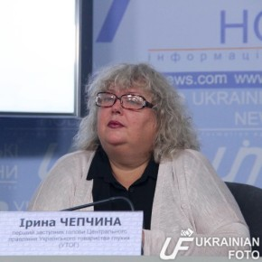 Міжнародний тиждень глухих 2015 (інформаційне агентство «Українські новини» )