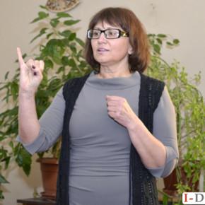 Відкритий урок Школи жестової мови в ККЛП #фото