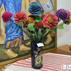 """Відкрилася виставка нечуючих художників """"Натхнення"""""""