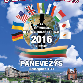 В Литве завершился 16 международный фестиваль глухих иллюзионистов.