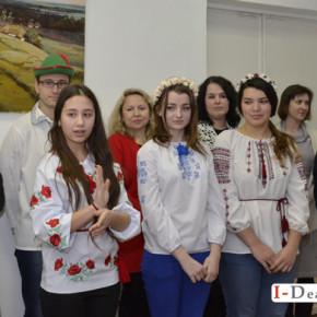 Відкритий урок ЦУЖМ КЦ УТОГ у Коледжі легкої промисловості м. Києва 16 січня 2017