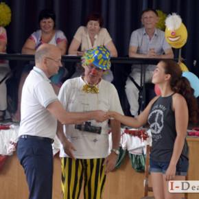 Всеукраїнський конкурс професійної майстерності культпрацівників будинків культури УТОГ. #фото