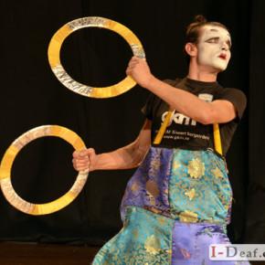 Участь театру «Райдуга» у фестивалі театральних колективів «Вільна сцена» #фото