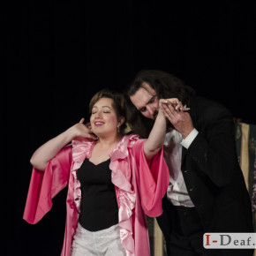 Гастролі Народного самодіяльного театру «Аріадна» фото