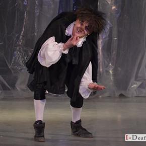 «ДОБРИЙ ПРИНЦ РІКЕ» вистава театру міміки та жесту «РАЙДУГА» - фото