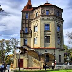 Музей води на вулиці Грушевського, 1в  19 січня 2020 року проведе день відкритих дверей на честь Водохреща