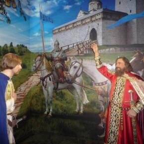 Екскурсія в Музей становлення української нації. Фото