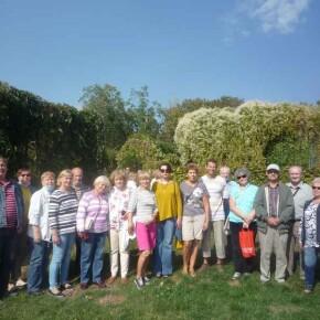 Екскурсія в Національний Ботанічний Сад ім. М. М. Гришка 26 вересня 2020 року