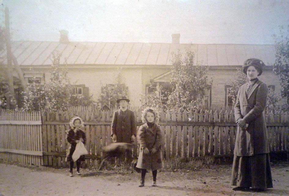 Muzey ist UTOG 161120_Будинок Яворських в м. Малині.