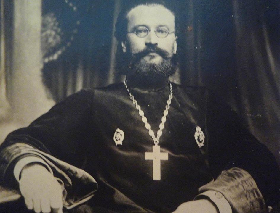 Muzey ist UTOG 161120_Фото 1 и 2 Федір Яворський (син М.М. Яворського)