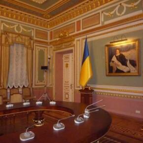 Екскурсія в Маріїнський палац 12 грудня 2020 року.
